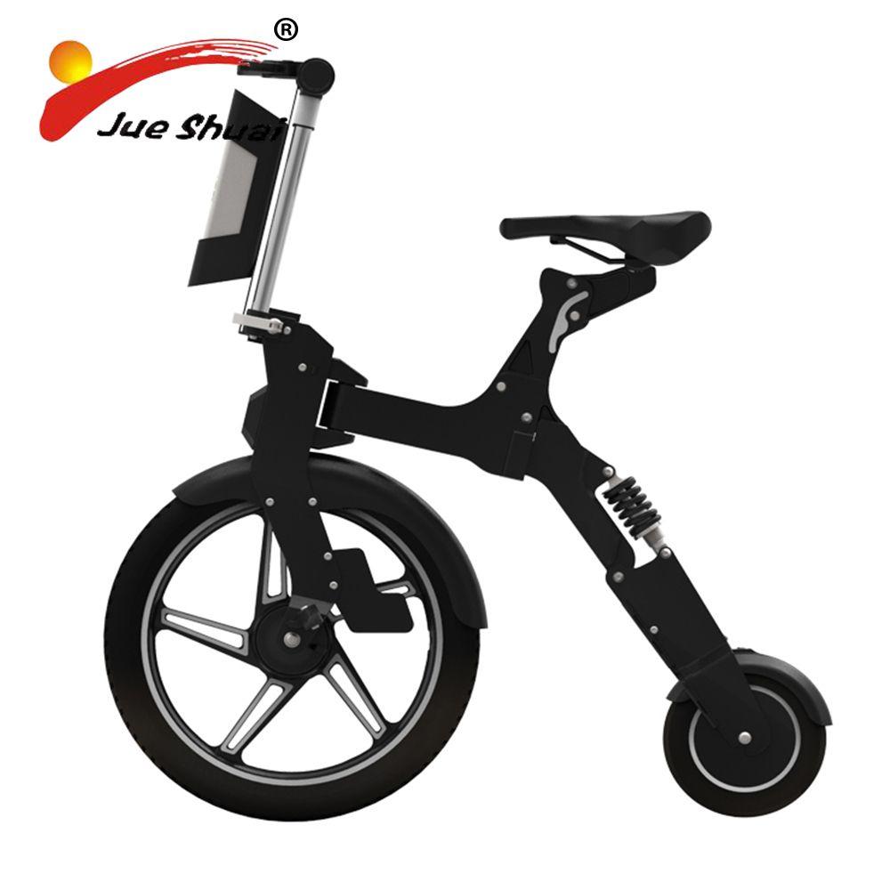 Vélo pliant électrique adulte de haute qualité avec interface USB 36V Batterie au lithium 250W MINI MINI Q Livraison rapide Portable Ebike