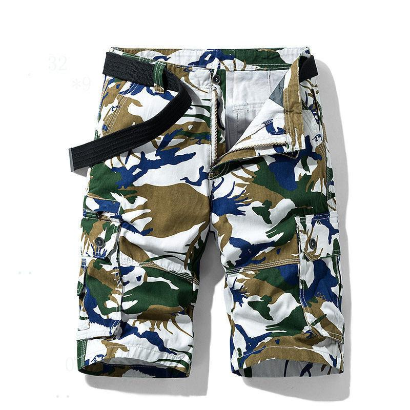 20SS Mens Designer Summer Shorts Pants Embroidered Reflective lkiduid8f Casual Fashion Drawstring Running Shorts Fitness High Street Ins ho