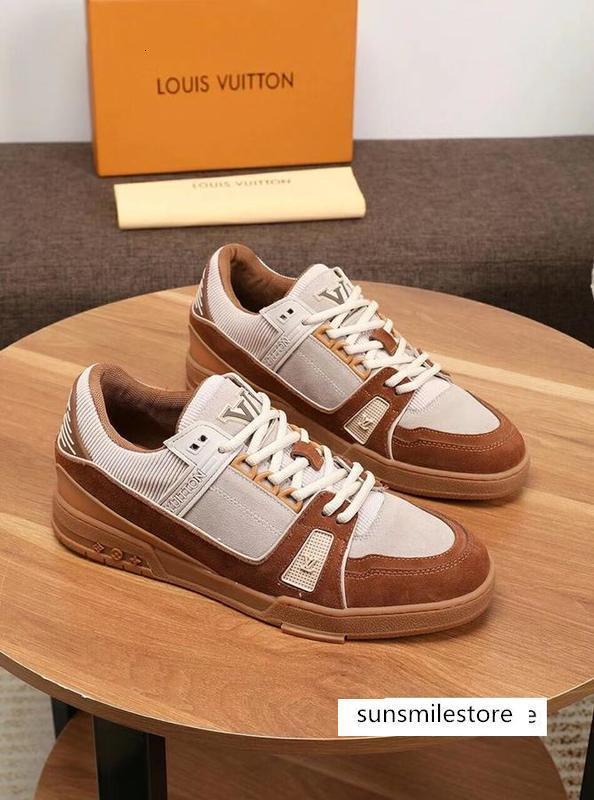 New17 di alta qualità sport respirabili casuali comodi scarpe da uomo outdoor scatola originale imballaggio Zapat