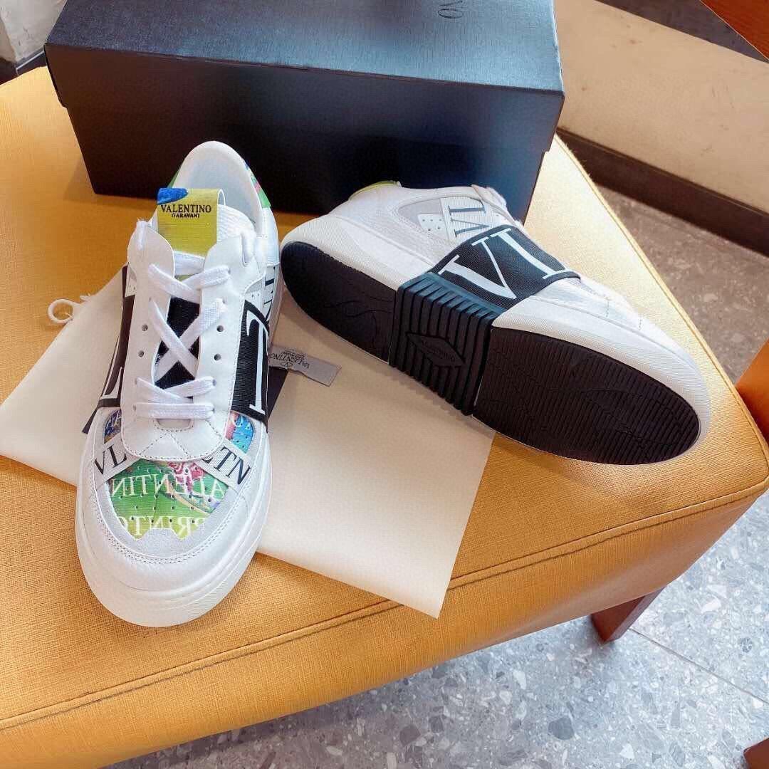 Estilo clássico Moda A10 couro Sneakers Mulheres desenhista calça homens do desenhista sapatos de alta qualidade luxo casual Lace-Up Unisex Shoes