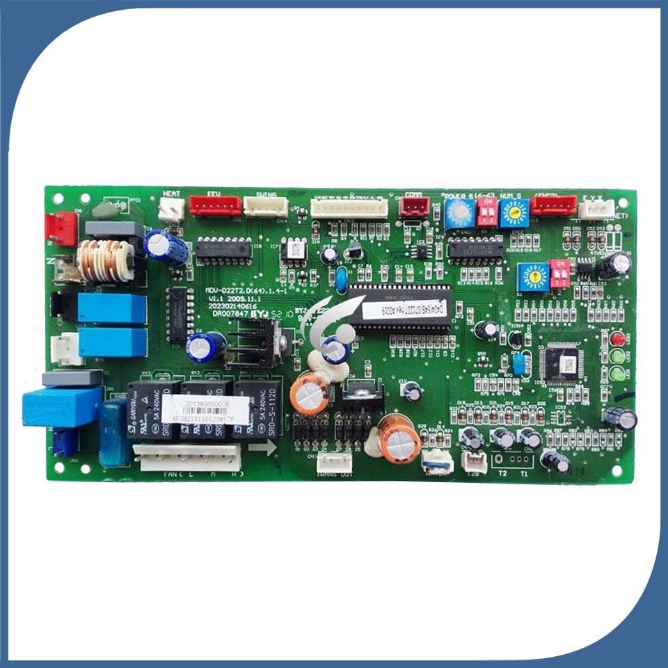 buen funcionamiento de aire acondicionado central placa de placa base pc MDV-D22T2 D (64) 1.4-1