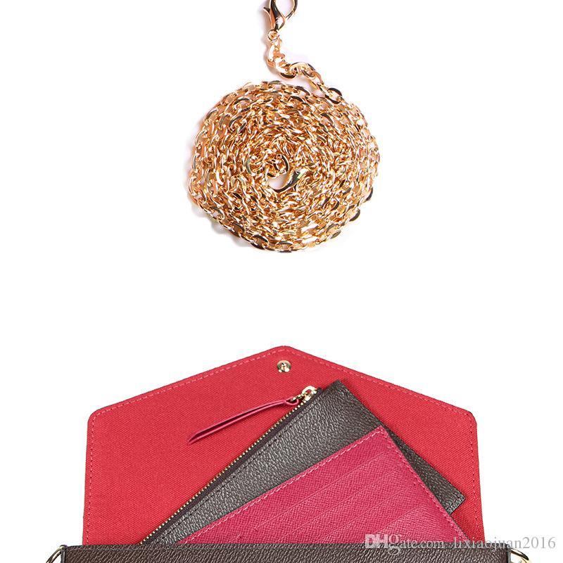2020 New Fashion Europe et en Amérique femme sac sac à main sac à main mode en gros damier fleur carreaux de code de date de boîte d'origine