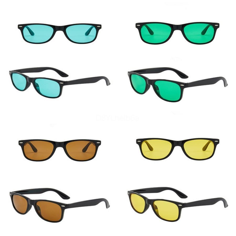 Kacoo Flip Up Óculos de sol Men Punk Estilo Red Lue Triângulo de Metal Vintage Sun Óculos para mulheres viagem Acssories # 161