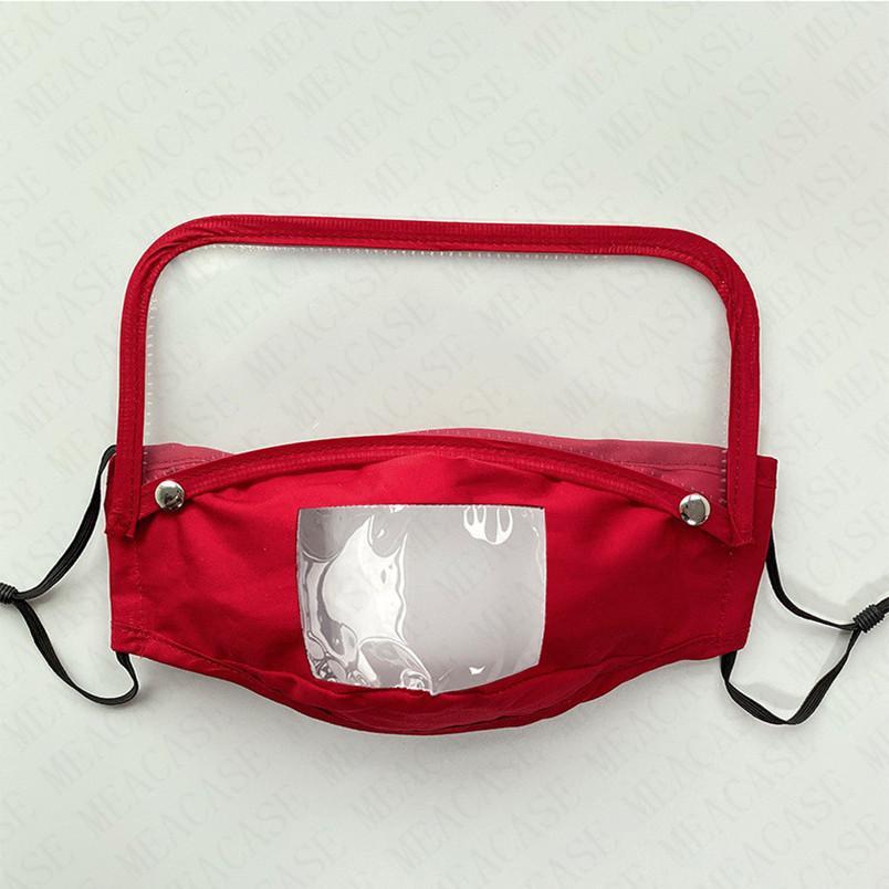 Máscaras desmontables con los ojos protector de la cara Máscara lavable extraíble 2en1 visera completa de la cubierta de la cara ciclo al aire libre Deportes Protecter 6 colores D71510