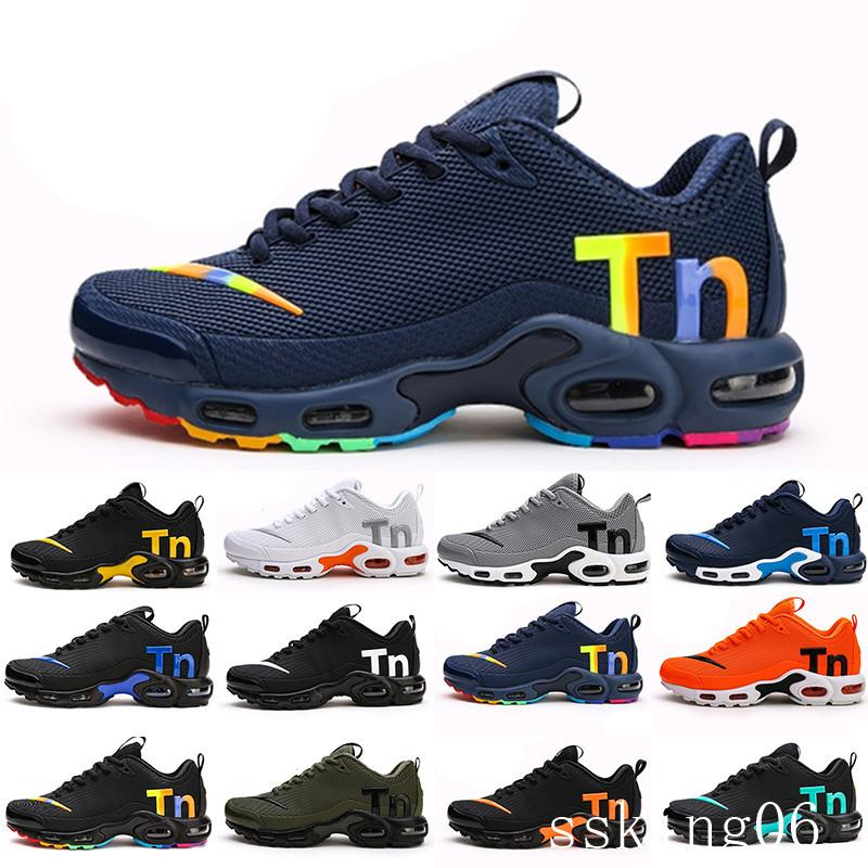 Designer Mode Luxusschuhe Männer Frauen Wave Runner Laufschuhe beste Qualität Luftmens Ausbildung Chaussures TN PLUS V2 max Tropfen Kunststoff 9TC-