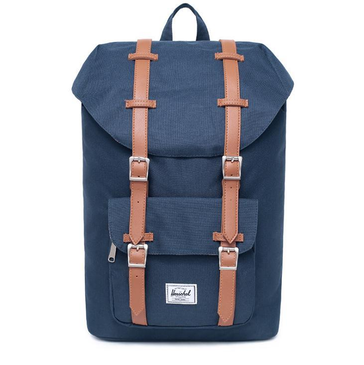 2020SS Herschel Luxury Fashionable Wholesale Price Top Brand Backpack Style Black/Blue High Quality Limited Backpacks Free Shiipping