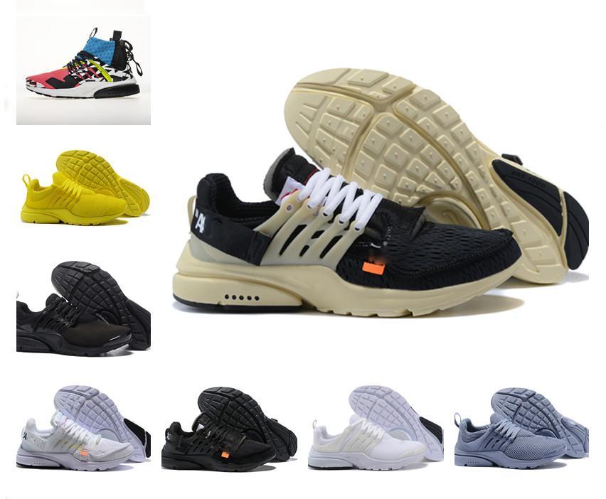 Продажа дешевые Presto V2 Ultra BR TP QS Black White X спортивная обувь дешевая мода Prestos женщин мужчин бегун тренер кроссовки размером 36-46