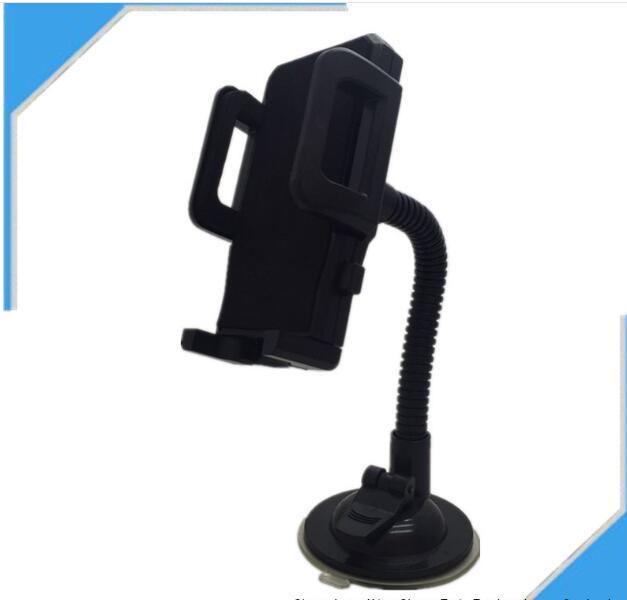 Universal-Auto-Halterung Handy-Halter Windschutzscheibe für Samsung Note 10 GPS PDA Long Arm Clamp mit starkem Saugnapf Telefon-Halter mit dem Kasten