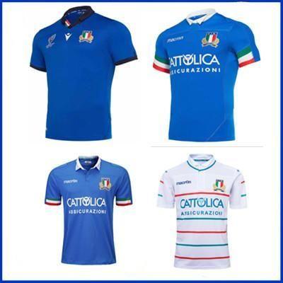 2019 2020 ITÁLIA HOME ALUGAR ALURA ALURA ALUGAR FRIO DO RUGBY DE RUGBY CAMISETAS ITALIA Equipe nacional Abbigliamento da Calcio Itália Liga Jersey Tamanho S-3XL