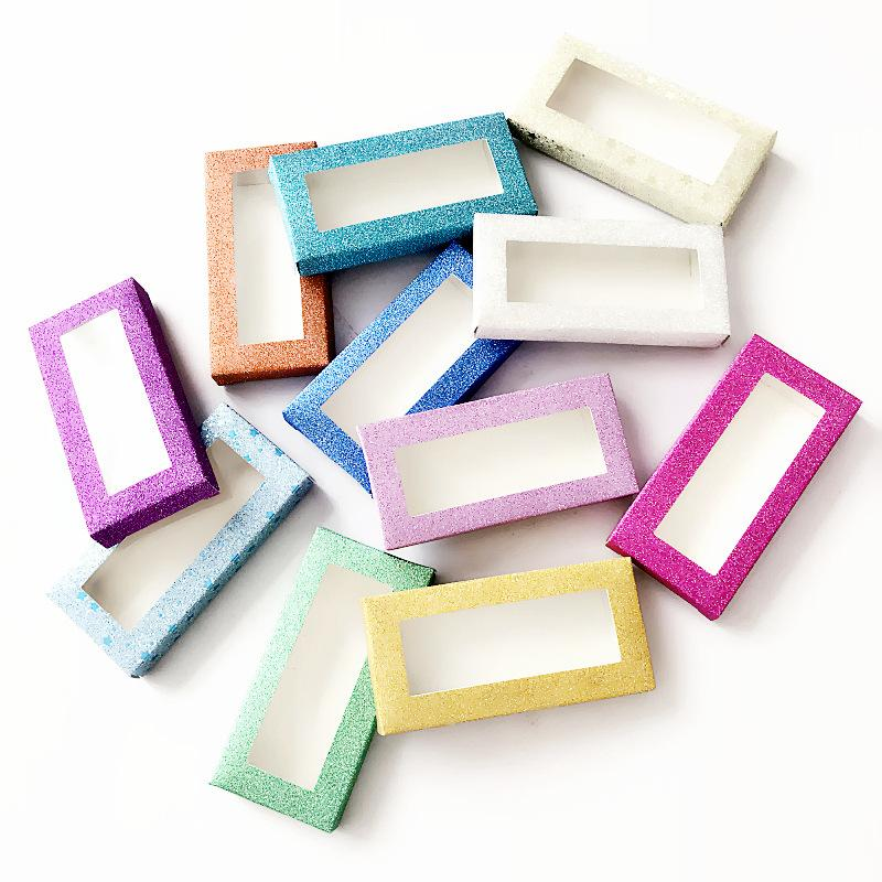 빈 눈 속눈썹 포장 상자 3D 밍크 속눈썹 거짓 속눈썹 케이스 화장품 도구 속눈썹 패키지 선물 상자