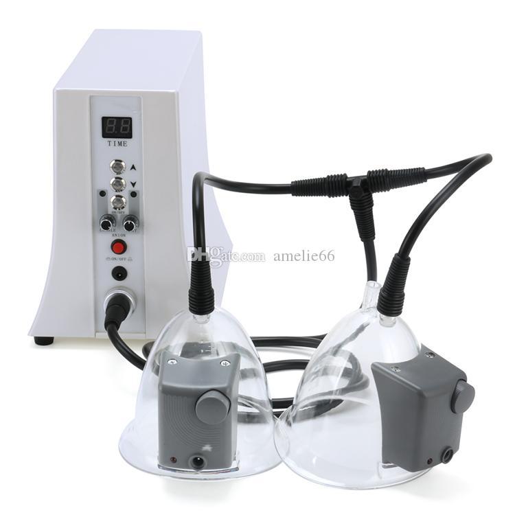 Высококачественные электрические вакуумные машины для вакуума-терапии лимфатические дренажные лица для похудения Увеличное оборудование для молочной железы.