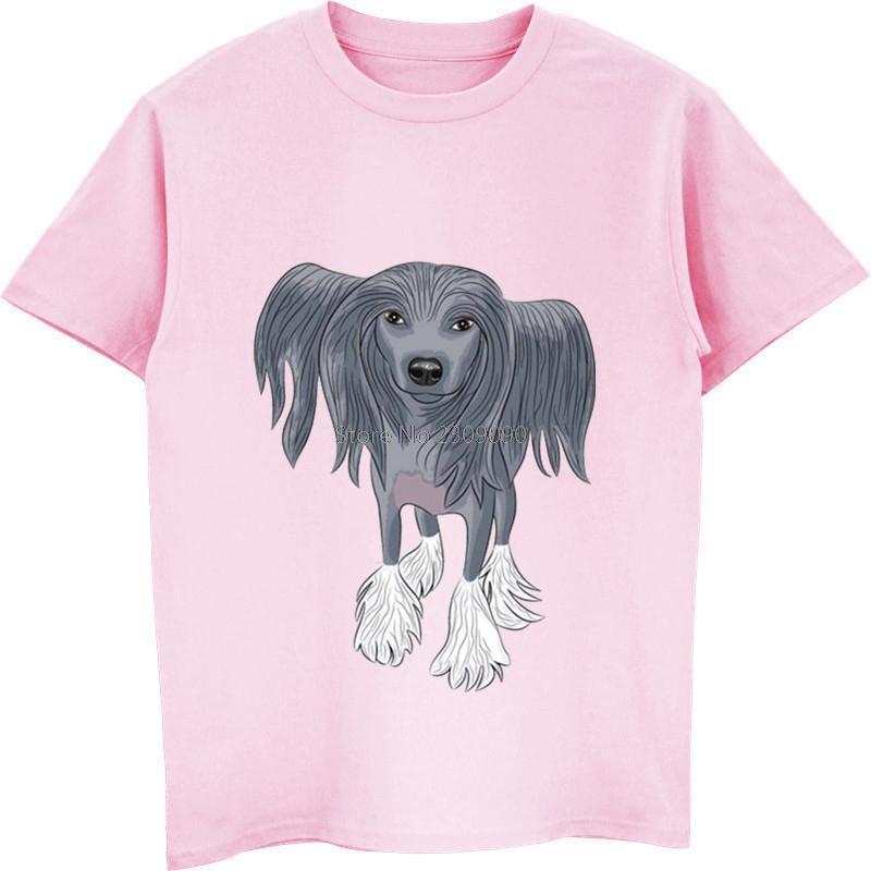 Komik Tepeli Köpek Baskılı tişört Erkekler Casual Pamuk Kısa Kollu O yaka t Gömlek Yaz Erkek Serin Gömlek Hip Hop Unisex Tees