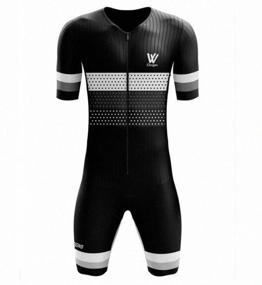 트라이 애슬론 남성 짧은 소매 사이클링 저지 정장 자전거 착용 옷 젤 세트 의류 Ropa Ciclismo 제복 Maillot 스포츠 착용 0v5t #