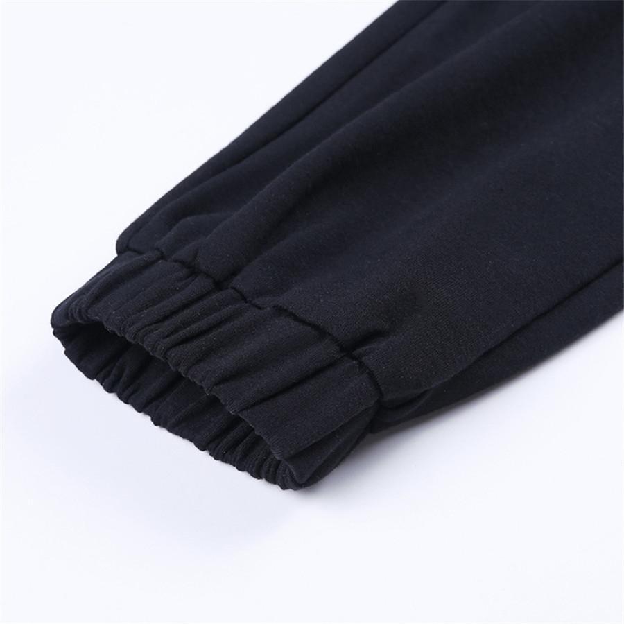 Comprimento mulheres completa Calças Belt Neon Verde preto de cintura alta Falre magros Calças 2020 Verão OL casuais calças soltas # 920