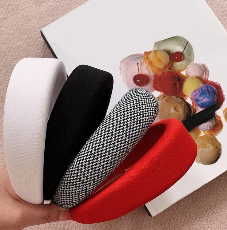 Hith Qualität Designer Schmuck Frauen Brief Hairband Haarnadel Kopf Reifen Sport Haar Stirnband Mode Damen Neue Haarschmuck