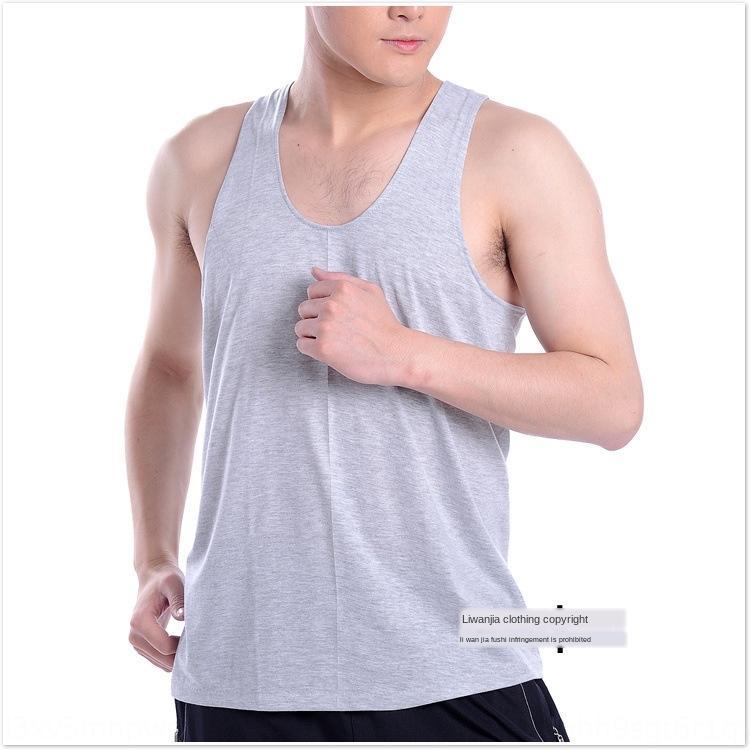 aGv4d Männer mittleren Alters Baumwolle Leibchen mittleren Alters und ältere Sommer Unterwäsche Weste Kleidung Greises Unterhemd Baumwolle Unterhemd Papas c