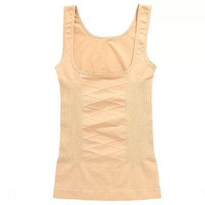 2020 4XjY4 S Abdomen U SHAPED Tank Top Seamless Even Sprained Corset  Strappy Memory Slimming Clothes Sheath Jumpsuit Tights Tights High Waist Sh  From Hungrydhgate, $8.05 | DHgate.Com
