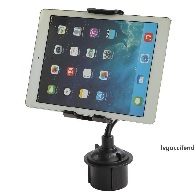 360degreecellphoneholder Car cup holder Car phone navigation bracket Water cup stand For iphone ipad samsung smartphone Tab PC