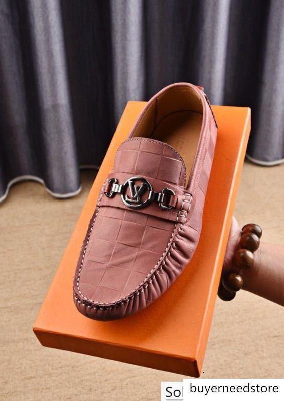 Günlük bezelye ayakkabı 207.709 Guan Erkekler Elbise Ayakkabı BOT makosenler SÜRÜCÜLERİ TOKALARI SNEAKERS SANDALETLER