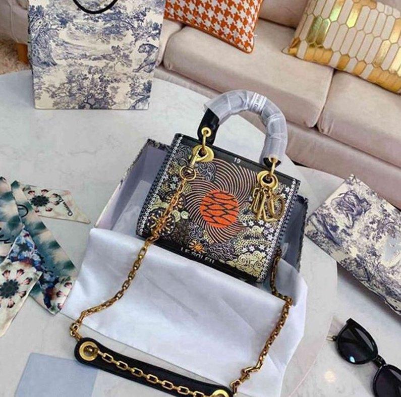 Originales de cuero Crossbody empaqueta para el bolso de las mujeres de lujo del cuero del bolso de las mujeres bolsos de las señoras del mensajero del hombro de la buena calidad -L1308