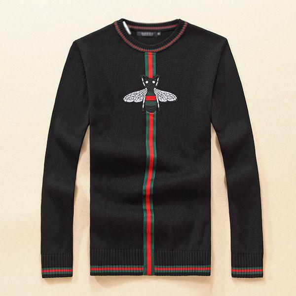 2020 uomini nuovi maglione autunno e in inverno con scollo a V progettista caldo con scollo a V maglione di lusso medusa