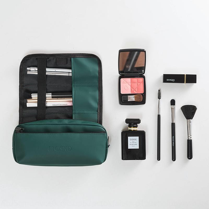 o1RBw Liancheng nouveau style coréen cosmétique multicouche portable de stockage cosmétique petit sac carré de toilette de déplacement multi-fonctionnel stockage