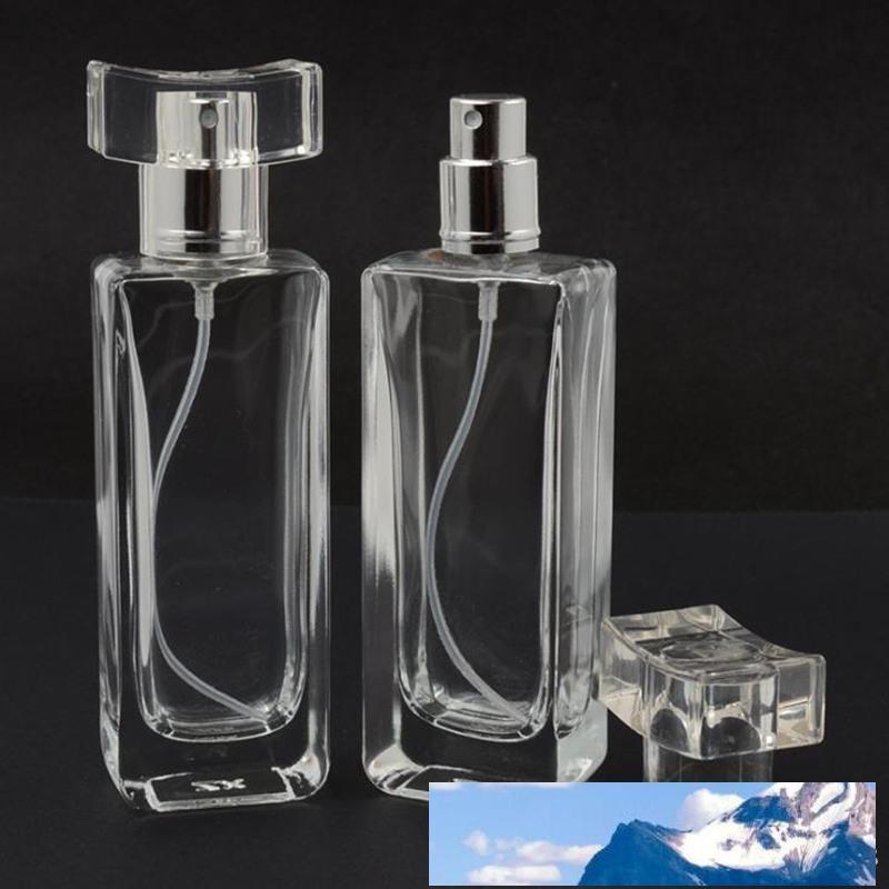 30ml Recarga de cristal del aerosol Botellas de perfume recargable de cristal Automizer Vacío Viajes envase cosmético Para F2018 envío rápido