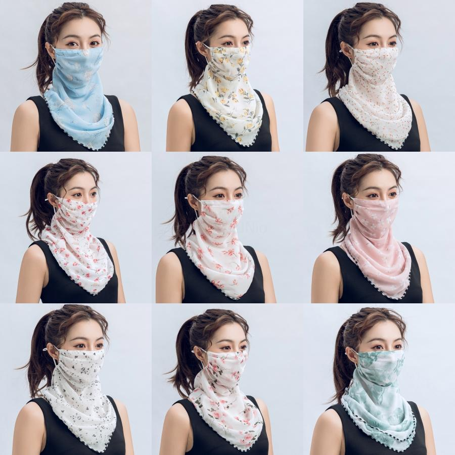 WpvrN Printing Magic Scarf Multi-Function Sports Mask Face NeckScarf Anti-UV Cycling Bandana Outdoor Half Headwear 20272#499#404