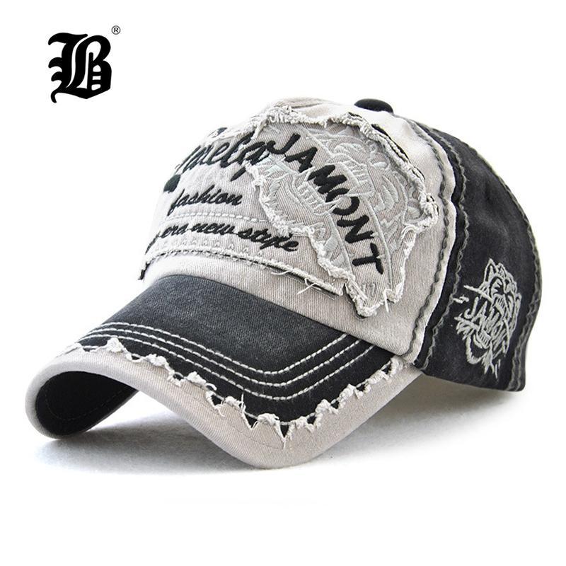 [FLB] Unisex Moda Erkekler'S Beyzbol şapkası Kadınlar Snapback Şapka Pamuk Casual Caps Yaz Sonbahar Şapka İçin Erkekler Cap Toptan F181 CX200714