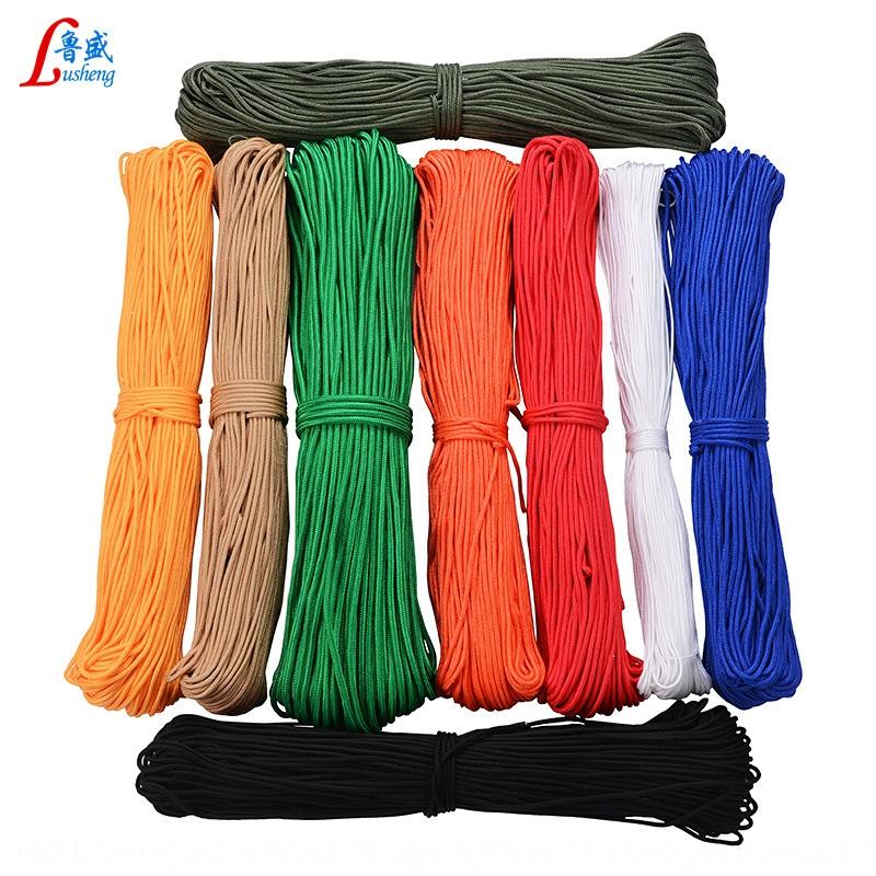 4mm You choose colour and length Nylon Braided Cord Twine Rope