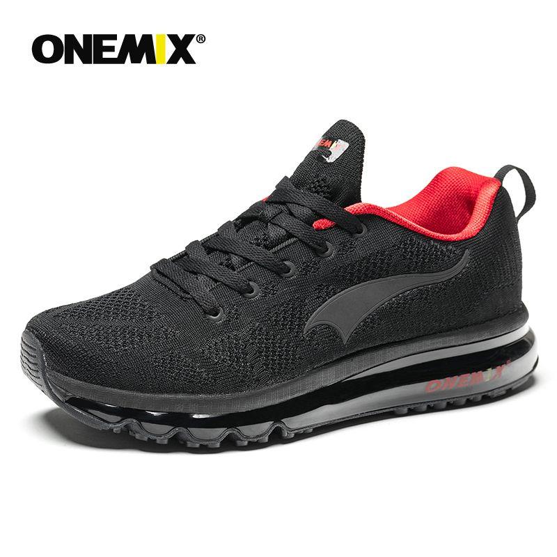 ONEMIX Sommer neuer Laufschuh für Männer Luftkissenschuhe Outdoor Wanderschuhe Männer Eur 39-46 freies Verschiffen T200724 Lauf