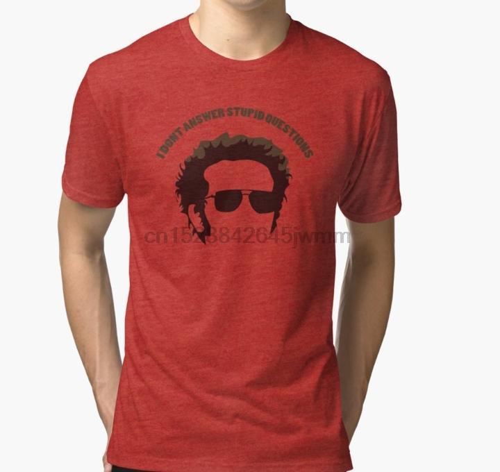 Les hommes tshirt Hyde That 70s Show T-shirt imprimé tees T-shirt haut