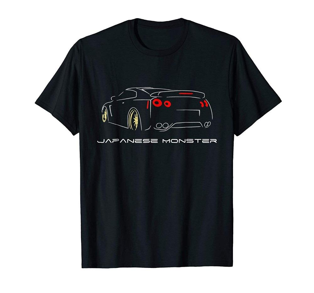 Japanese Import Street Racing Motorsports 2020 Custom T-Shirts para roupas online Men T Shirt Hot Venda Verão Camisetas