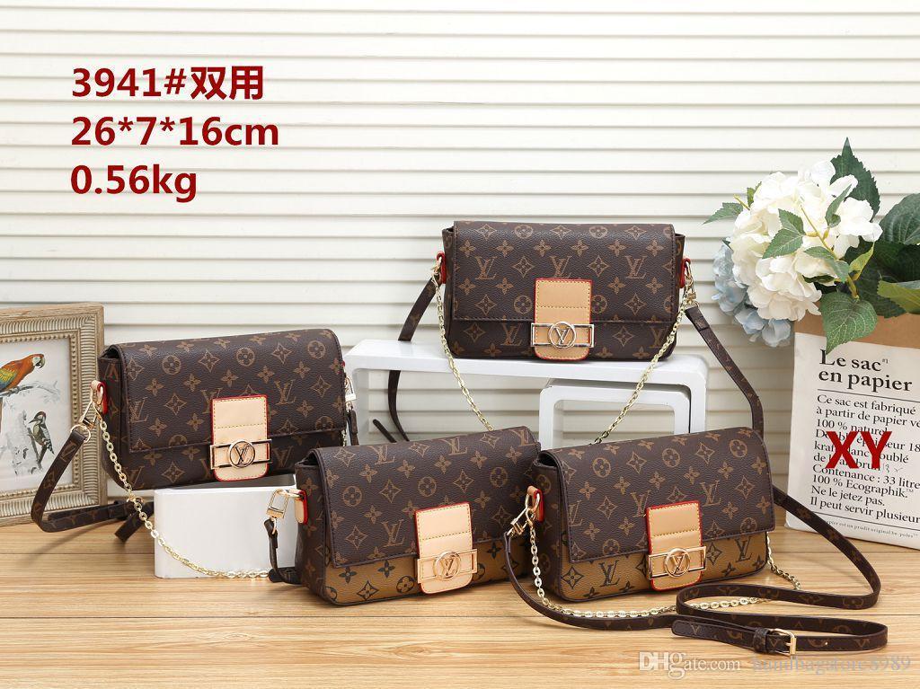 XY # 3941 Nouveaux styles de mode Sacs à main pour dames sacs femmes sac fourre-tout sacs à dos sac à bandoulière unique