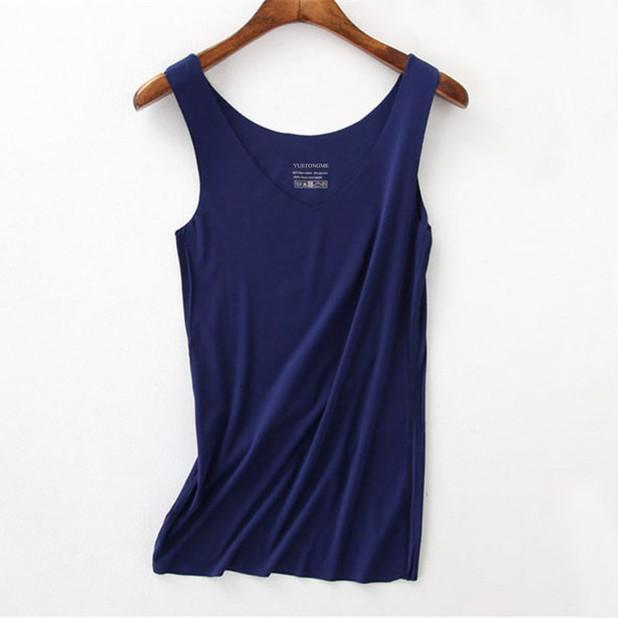 2020 Kadınlar Tankı Katı Renk Kolsuz Seksi Top T Shirt Kadınlar Moda Pamuk Tişört Sevimli Hollow Out Geek Tişörtlü Kadın Yaz