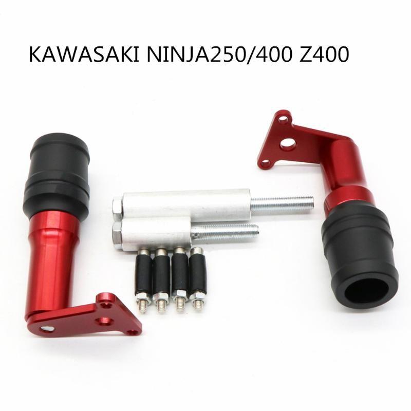 SMOK para Ninja Ninja 250 400 Protección Z400 Modificado cuerpo de parachoques gota resistente