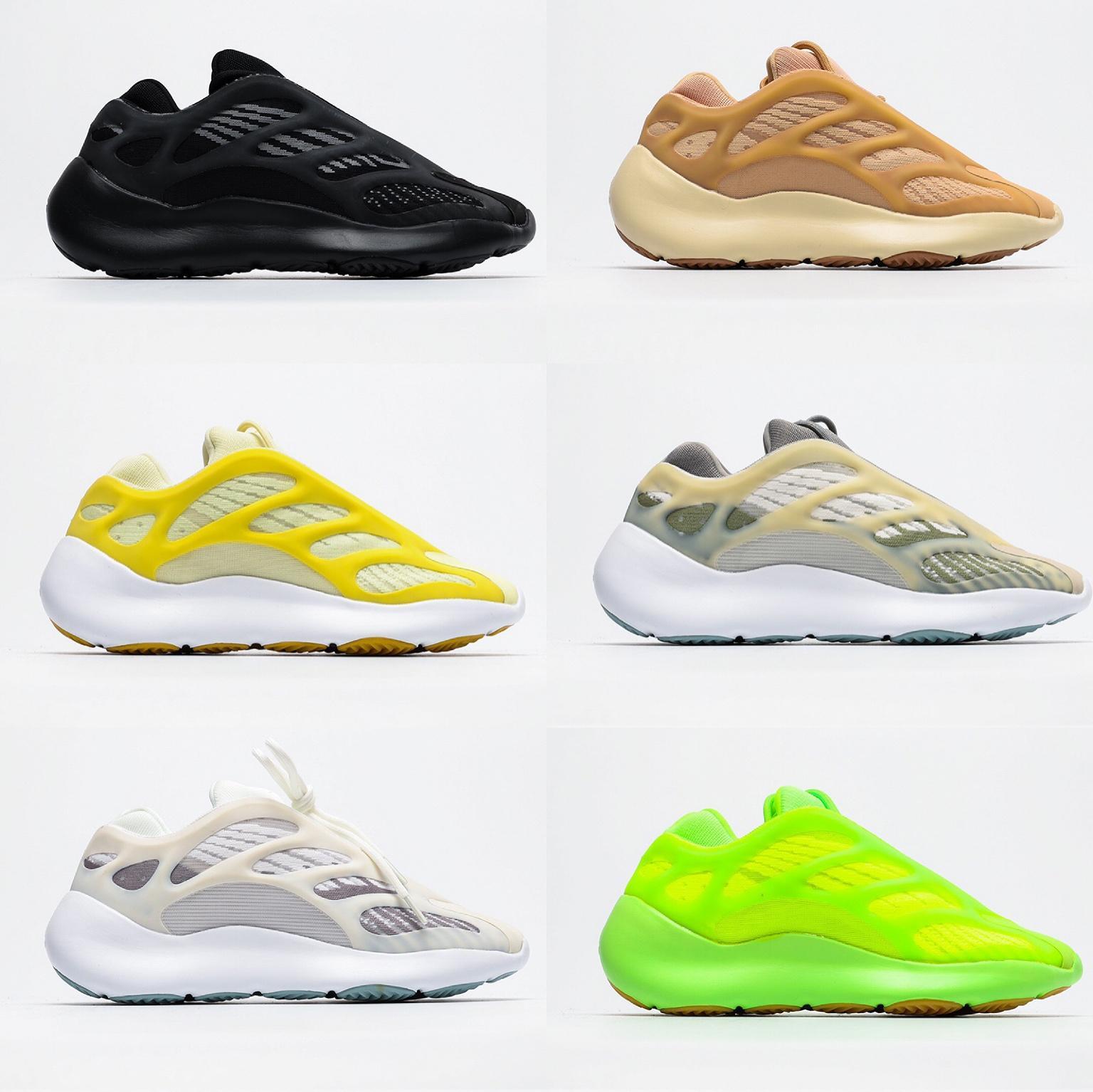 azul Moda onda quente Runner Alvah carbono Casual laranja Casual sapatos de alta qualidade Vanta Tephra Mens Womens Sneakers Com Box