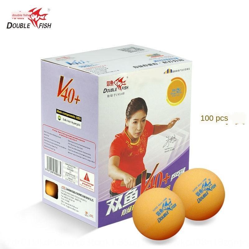 Peixes com 100 cartões livre-estrela uma estrela uma estrela asas ténis de mesa Servindo show mesa de tênis V40 + servir bola formação máquina encaixotado