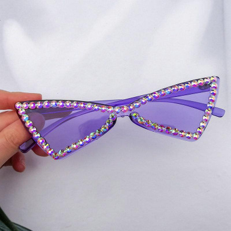 Fashion Crystal Diamond Ne Street Shot Sunglass Shop 57Mm Glass Great Deals On 57Mm Glass On Fodej casecustom xDLbC