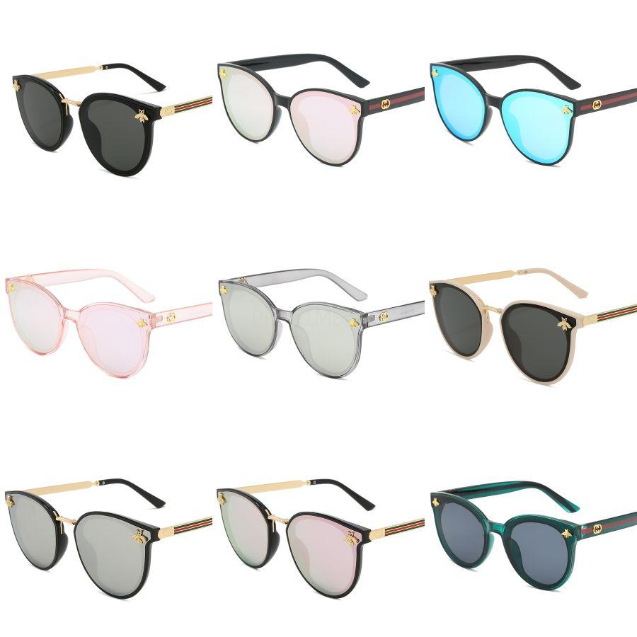Dekor-Holzrahmen Randlos Frauen Samll Dianond Sonnenbrille-Glas-Männer Famous Dekor Holzrahmen Gläser C Dekoration Rahmengröße: 53-18-135Mm # 371