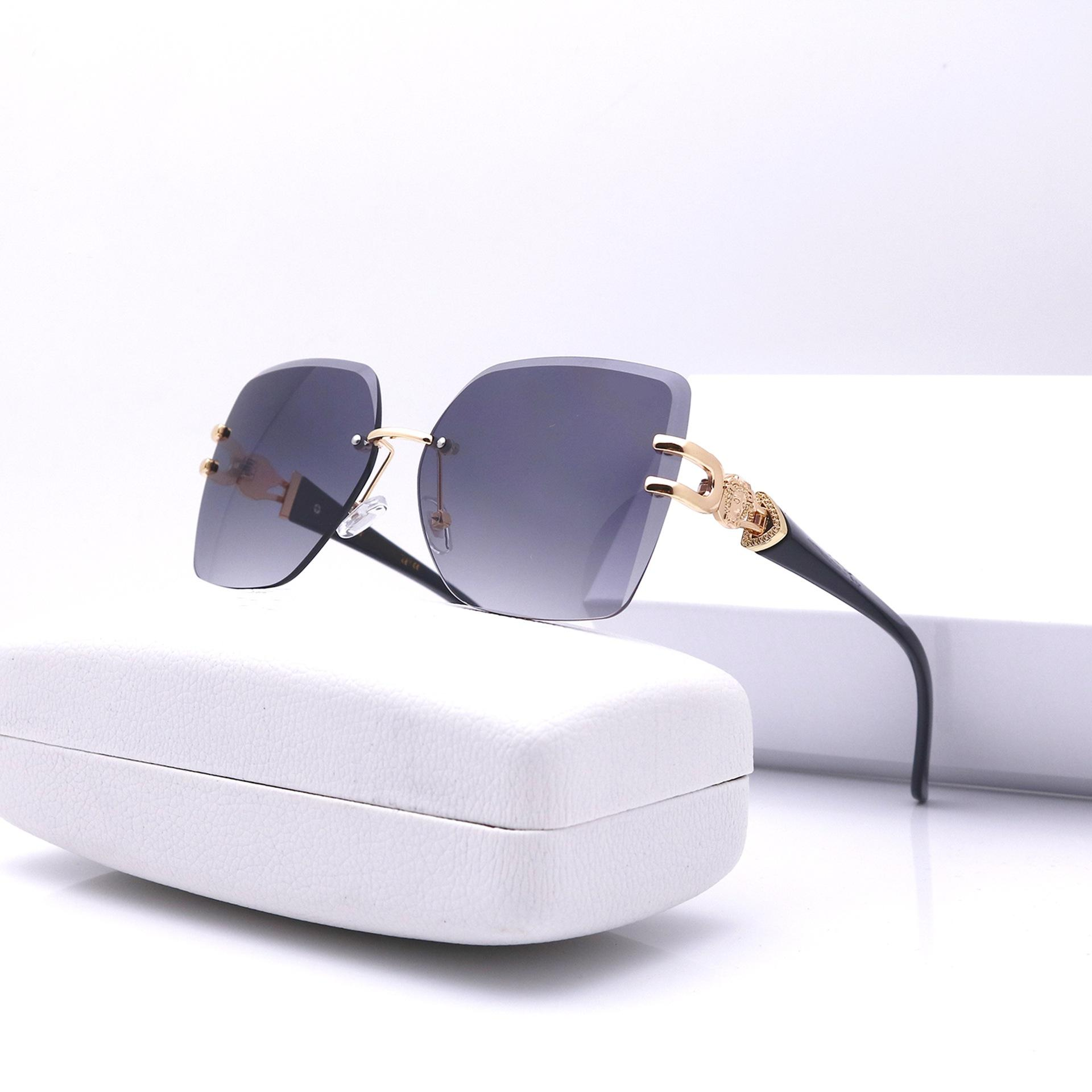 Высокое качество бренда солнцезащитные очки ве 883 Мода Evidence Солнцезащитные очки Конструктор очки женщин людей солнцезащитные очки новые очки с коробкой случая