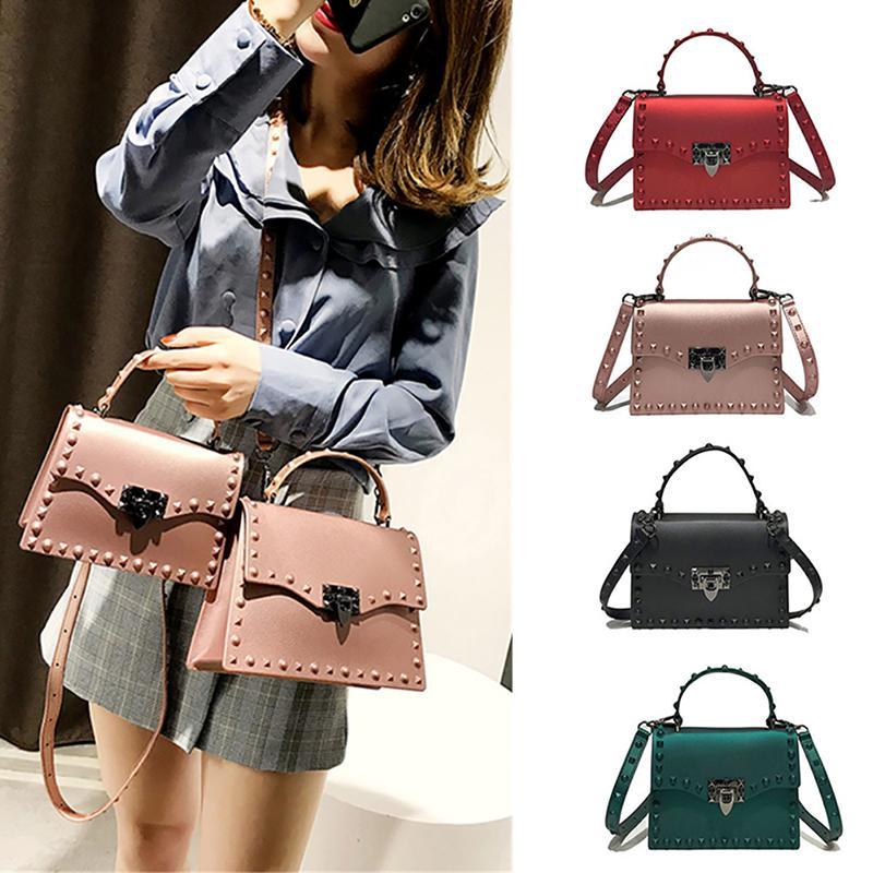 Новое плечо Tote новая сумка роскошный дизайнер женщины для желейных ведро PU сумки кожа посланник Satchels Girls Handbage Crossbody CVRHO