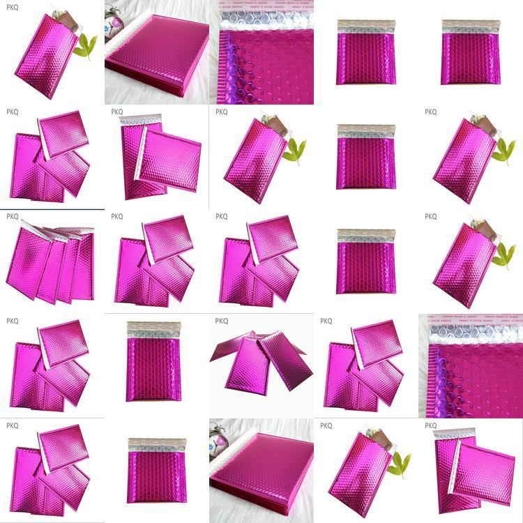 Eposgear 25 viola metallico lucido della stagnola della bolla borsa imbottita Mailing 818Czwhgoxl Eposgear viola metallici buste postali trustbde aaMaw