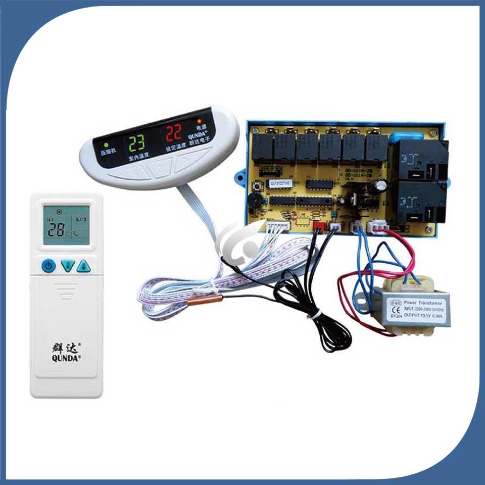 klima Bilgisayar kurulu kontrol paneli evrensel derde deva modifiye şerit ekran QD-U10A için yeni iyi bir çalışma