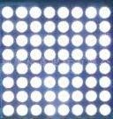 FREE SHIPPING 10PCS 1.9MM 8X8 White Red Blue 20*20 LED Dot Matrix Digital Tube Module 788BW 788BS 788AS 788BB LED Display Module 5pmU#