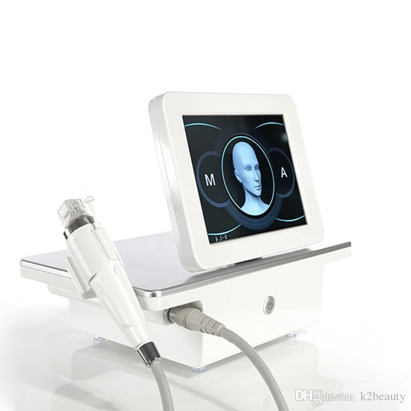 prix usine peau machine à haute fréquence de micro-aiguille fractionnelle serrer la thérapie de suppression des rides fractionnel RF Machine peau de levage pour une utilisation de salon