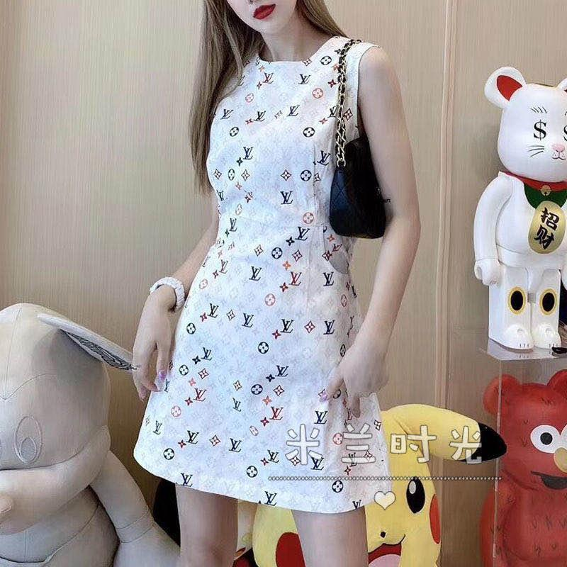 Web Celebrity The Same Instagram Sleeveless Sundresses For Women In The Summer Fashion Fashion Korean Version Of The Temperamentsslim Dress Womens Long Dresses Casual Party Dresses From Ouyishang168 54 68 Dhgate Com