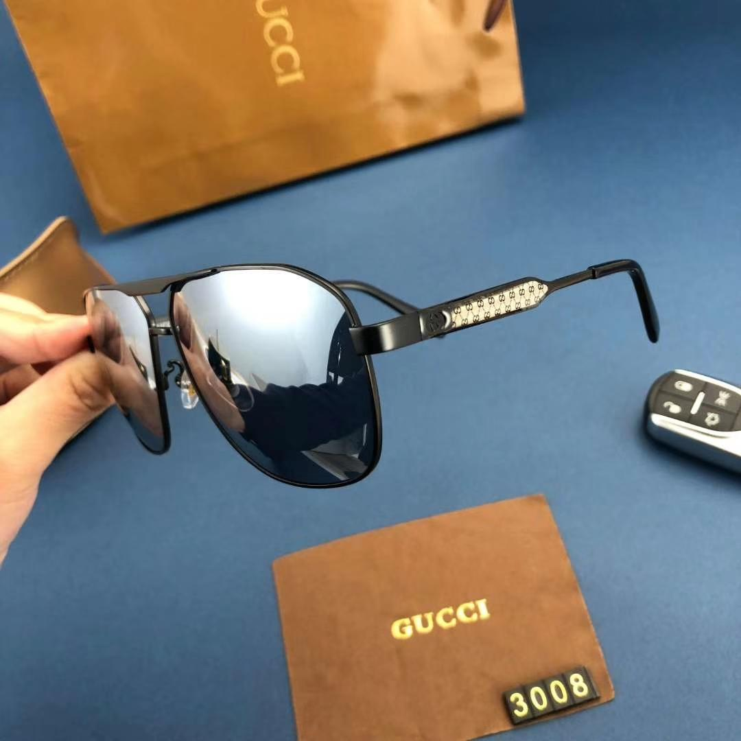occhiali da sole del progettista del Mens delle donne Occhiali da Vista uomini oversize des lunettes de soleil occhiali da sole aviator occhio di gatto polarizzato Gucci F13