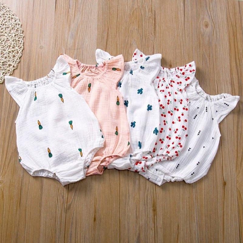 Estate pagliaccetto del bambino di un pezzo del modello striscianti vestiti ha stampato il fumetto Baby pagliaccetti DIMP #