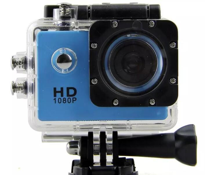 Best Waterproof Camera 2021 2021 SJ4000 Style A9 2 Inch LCD Screen 1080P Full HD Action Camera